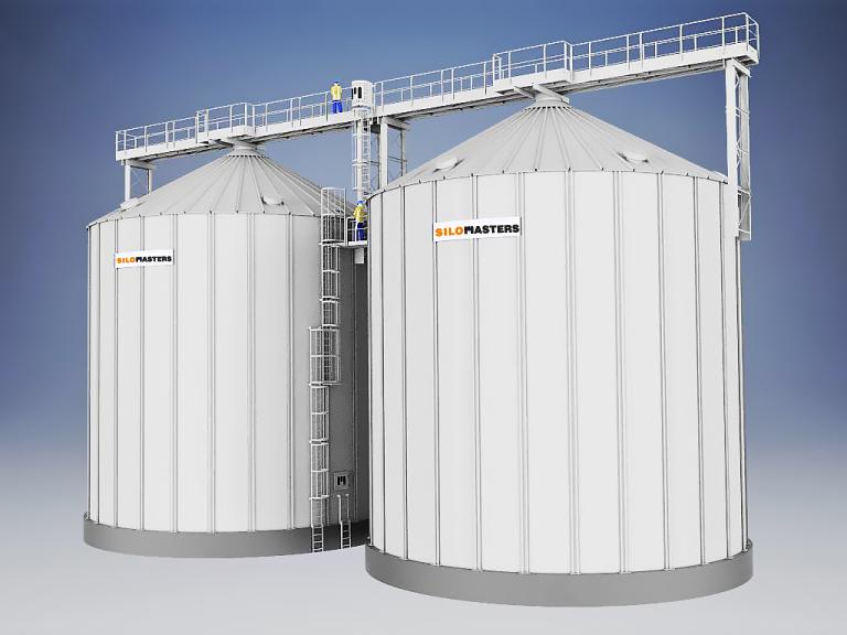 ¡Silomasters consigue instalaciones de Silos en Uganda, Uruguay y México!
