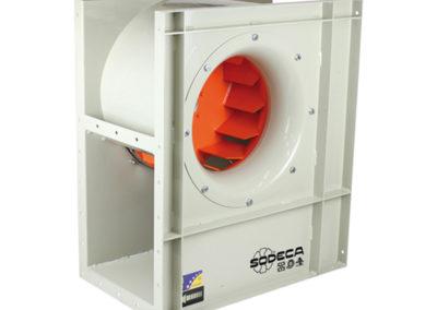 Ventilador centrifugo modelo CMR