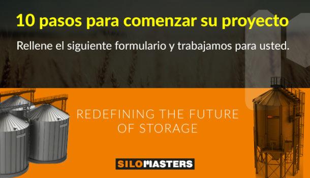 10 pasos para comenzar su proyecto con Silomasters